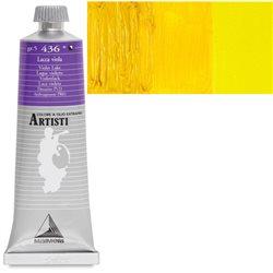 """Краска масл. """"Artisti"""" /Желтый прозрачный"""