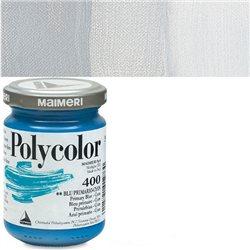 Краска акриловая Поликолор сталь