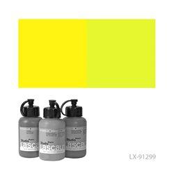 Краска акриловая Lascaux Studio Original Желтый флуо