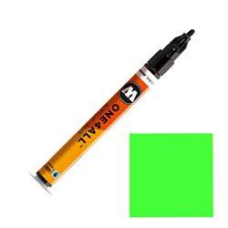 Маркер Molotow 127HS One4ALL Неоновый зеленый флуо 2 мм