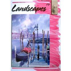 Пейзажи (на анг. яз.) LANDSCAPES LC 19