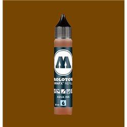 Чернила Molotow Aqua Ink 019 Коричневый, 30 мл