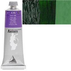 "Краска масл. ""Artisti"" /Зеленый желчный"