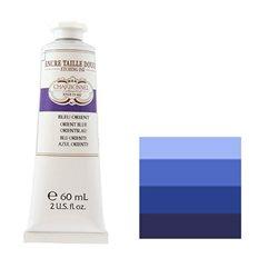 """Краска офортная Lefranc&Bourgeois """"Charbonnel"""" синий ориент/т.60мл"""
