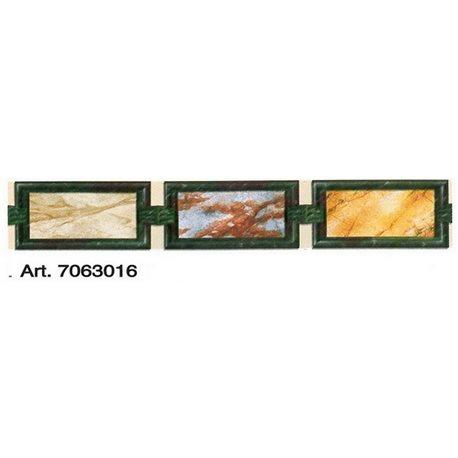 Орнамент DIPINTO - Искусственный мрамор 1.10м х h12,8 см