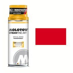 Краска FINE-ART SPRAY Красный Транспарент 426, 400 мл