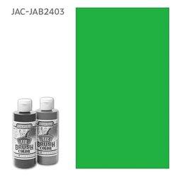 Краска Jacquard Airbrush Color зеленый флуоресцентный 118мл