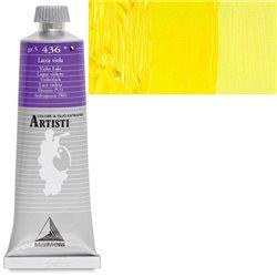 """Краска масл. """"Artisti"""" /Желтый прочный лимонный"""