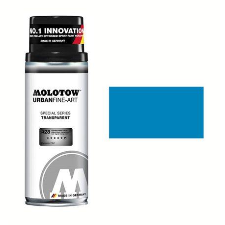 Краска FINE-ART SPRAY Синий Транспарент 427, 400 мл