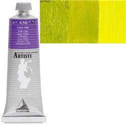"Краска масл. ""Artisti"" /Киноварь зеленая желтоватая"