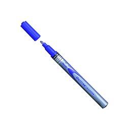 Маркер 2-х цветный контурный Outline серебристо-фиолетовый2,6 мм