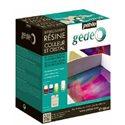 Набор эпоксидных смол Pebeo 150 мл 4 цвета, отвердитель и акссессуары