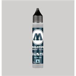 Чернила Molotow Aqua Ink 027 Нейтральный серый IV, 30 мл