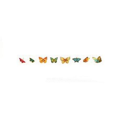 "Орнамент ""Бабочки"" 4,7см"