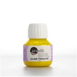 Краска для росписи шелка Dupont Arasilk/ Желтый