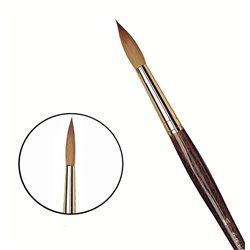 Кисть круглая Da Vinci 36Y/харбинский колонок/шестигран. ручка/№ 14
