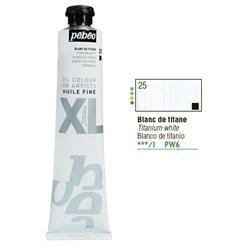 Масло XL 80 мл Белила титановые
