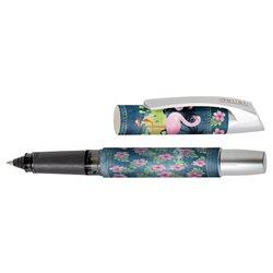Ручка-роллер Campus/ 0,7 мм, Denim Flamingo