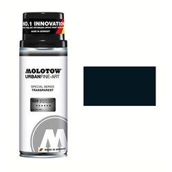Краска FINE-ART SPRAY Черный Транспарент 428, 400 мл