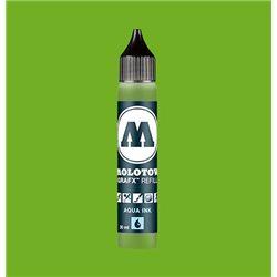Чернила Molotow Aqua Ink 016 Желто-зеленый, 30 мл