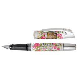 Перьевая ручка Campus/ перо 0,8 мм, Romantic Rose, для девочек
