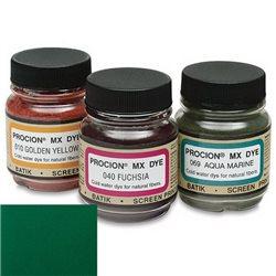 Краситель порошковый Procion MX Dye /изумрудный