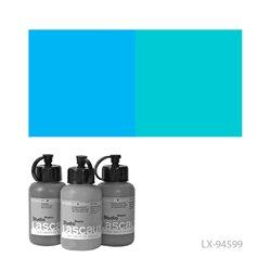 Краска акриловая Lascaux Studio Original Циан флуо