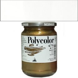 Краска акриловая Поликолор белила цинковые
