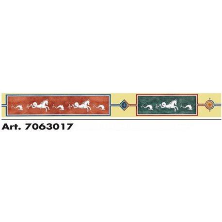 Орнамент DIPINTO - Искусственный мрамор 2.10м х h16,9 см