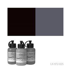 Краска акриловая Lascaux Studio Original Черный оксид