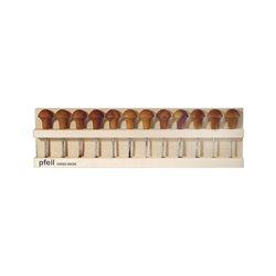 Набор штихелей для линогравюры Pfeil LS 12- 12шт в дерев.дисплее