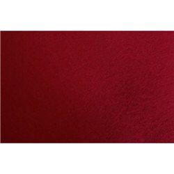 Фетр для рукоделия 20/30см, 150г/кв.м. красный темный