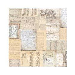 """Бумага для Scrapbooking, 30,5х30,5см, """"Воспоминание"""" мотив 106"""