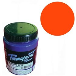 Краска для шелкографической печати PermaPrintPremium/ Ярко-оранжевый