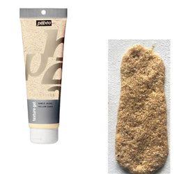 "Паста ""песок"" желтый/ 250 мл"