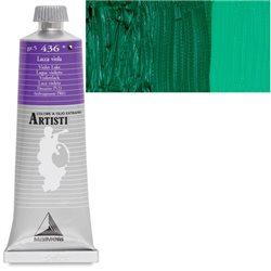 """Краска масл. """"Artisti"""" /Зеленый изумрудный"""