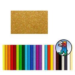 Картон цветной 70*100 Золотой матовый / 300 гр/м