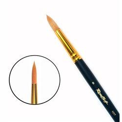 Кисть синтетика круглая №9 удл.ручка Roubloff 1317