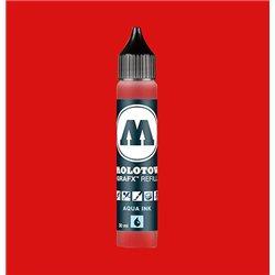 Чернила Molotow Aqua Ink 005 Киноварь, 30 мл