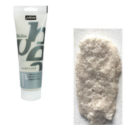 """Паста """"песок"""" белый/ 250 мл"""