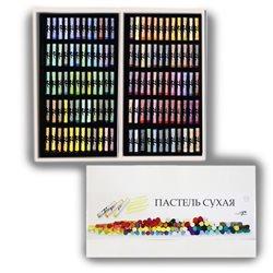 Набор сухой пастели Черная речка 120 цв. в карт. коробке