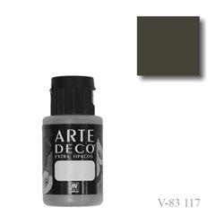 Умбра жженая 117 ArteDeco, акриловая декоративная краска
