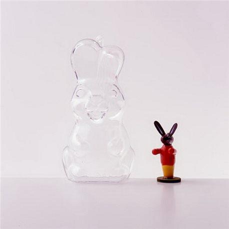 Кролик пластиковый (копилка), 130мм