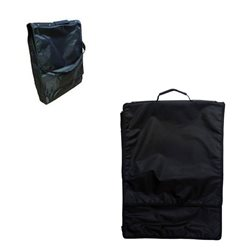 Папка -сумка для планшетов вертикальная 650х400х10 карман А4,ремень