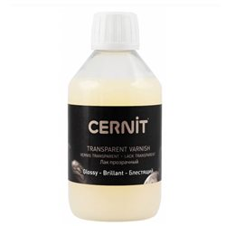 Лак для моделита Cernit глянцевый 250 мл
