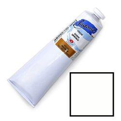 """Краска масляная Белила цинковые """"Ладога""""(имитация) 120мл."""