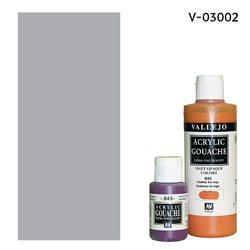Гуашь-темпера/Серый №2