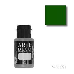 Оливковый зеленый 097 ArteDeco, акриловая декоративная краска