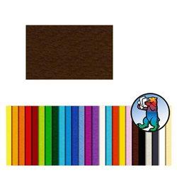 Картон цветной 70*100 Темный коричневый / 300 гр/м