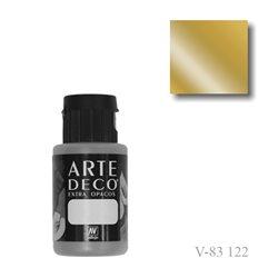 Золото 122 ArteDeco, акриловая декоративная краска